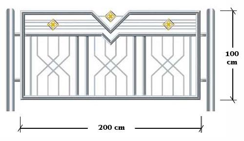 aloha trading tore und z une edelstahltore und edelstahlz une m nchen. Black Bedroom Furniture Sets. Home Design Ideas